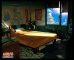 Naruto bedroom by feerikart