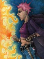tonks by jeanfverreault