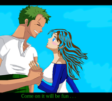zoro alexis  It will be fun by zorosky
