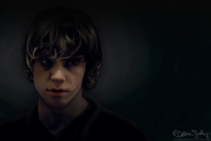 Tate Langdon by DesiraeSalazar