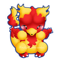 Magmar by Clinkorz