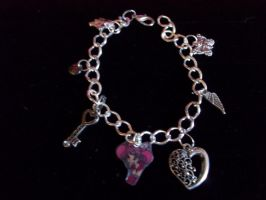 Sailor Chibi Charmbracelet by Anime-Bling