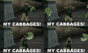 The Cabbage Merchant by xxBrandy