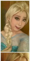 elsa makeup by michivvya
