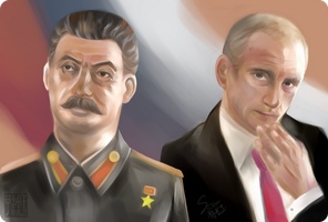Dictators by gracefulsunshine