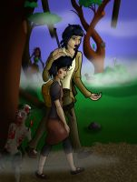 Zombie Killers by I-Major-In-Magick