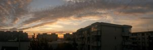 evening view by Corsico