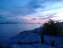 canada day sunset 3 by ibartley