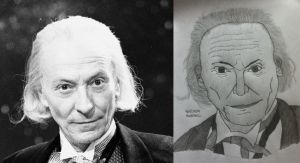 William Hartnell - Wolloom Hortnoll by JesusTheStalker