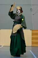 ATLA - The Kyoshi Warrior by Kida-Takashi