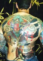 Samurai back-piece. by madamelazonga