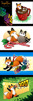 StupidFox - December Posts by SilentReaper