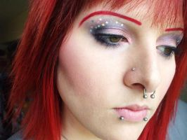Lucky Star by itashleys-makeup