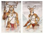 Hunters In The Mist by Nimrais