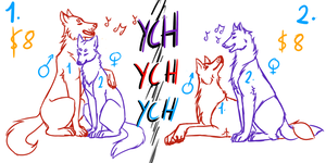 YCH - Lover's Song by HaythamSasspants