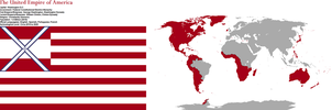 2015 - The United Empire of America by DrFuturism