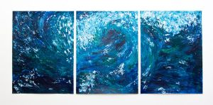 Whirling Wave by Fenfolio