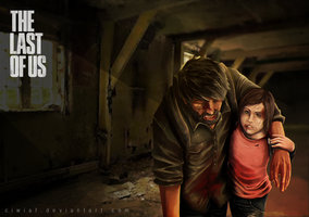 The Last of Us by Ciwiaf