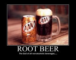 Root Beer Poster by Nianden