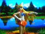 Guardian of Love, Sailor Venus by GustavoSD
