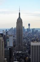 Photo: Empire State Building by Mariesen