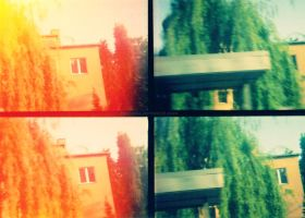 Lomo 4 by Justynka