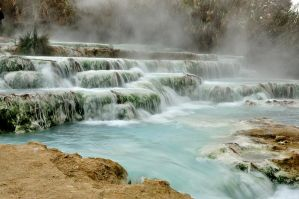 Le Cascatelle, Saturnia by LuKaG2906
