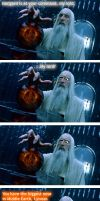 Lord of the Rings parody by thunderchaos