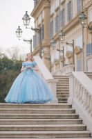 Have courage and be kind - Ella (Cinderella 2015) by zeropuntosedici
