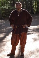Viking Summer Garments by Benthor