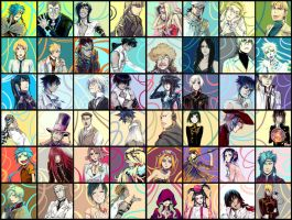 DGM Icons by MeryChess