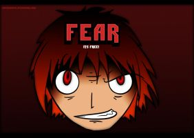 Fear, It's free by Axeraider70