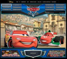 disney pixar cars club 6 by fabienne-phantom