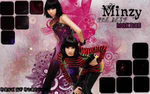 Minzy Wallpaper by MiAmoure