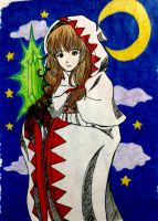 White mage ( 2012 ) by JunBaskerville
