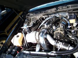 Buick 3.8L Turbocharged  :LC2: by DetroitDemigod