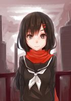 Ayano by Crime000