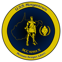 USS Morgantown Patch by sparrow794