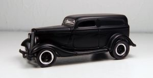 Johnny Lightning 1933 Ford Delivery by Firehawk73-2012