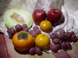 Fruit composition 3 by SanStock