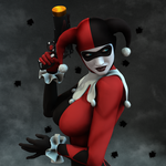 Harley Quinn by 6and6