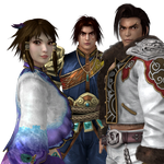 Soul Calibur - The Calibur Trio by CaliburWarrior