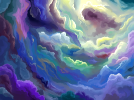 Clouds by PondisDant