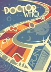 Doctor Who poster by Diam0nt