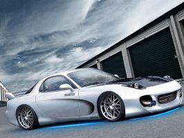 Wankel Engine Master Rx7 by BLaCKDesigN