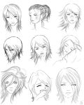 The Many Faces of Alico Starwind by raynetempura