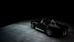 Shelby Cobra by ponchbob