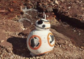 BB-8: Star wars : Force Awakens by Frikivoodoo