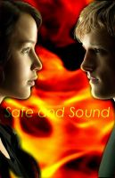 Safe and Sound by XmadlyinloveX