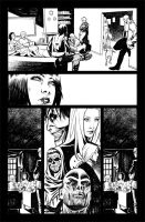 HACK/SLASH issue #22 - pag 14 by elena-casagrande